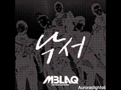 엠블랙 (MBLAQ) (+) 엠블랙 (MBLAQ) - 낙서