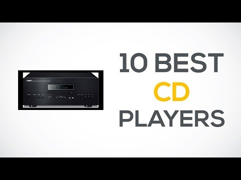 10 Best CD Players