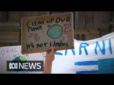 Students strike for climate change, defying calls to stay in school   ABC News