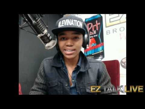 EZ TALK LIVE 12 13 2013 Feat  X-Factors Josh Levi + More