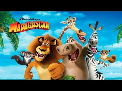 MADAGASKAR l Türkçe Dublaj Animasyon Çocuk Filmi Full İzle