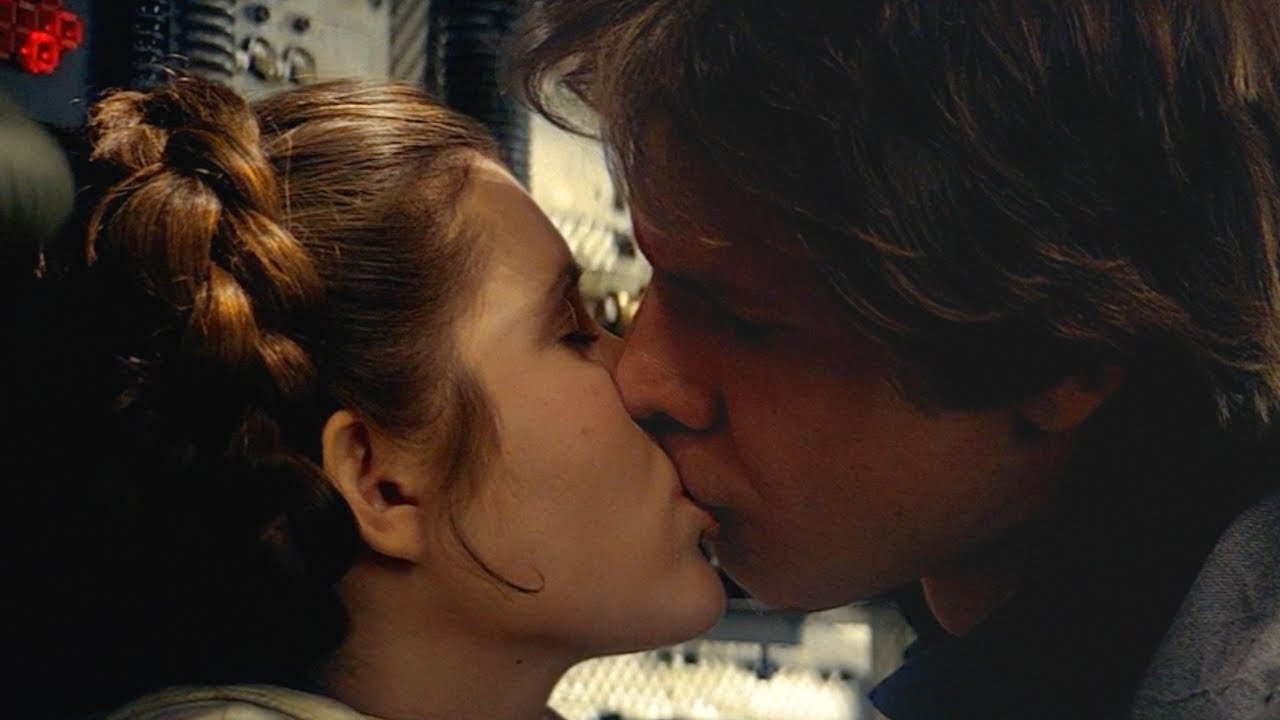 For the Good of the Rebellion, JUST KISS #StarWars #Shorts
