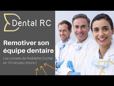 Covid-19...et après: remotiver son équipe dentaire - Les conseils de Rodolphe Cochet.