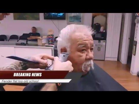 Mrjs Barbershop Fender Flat Top Youtube