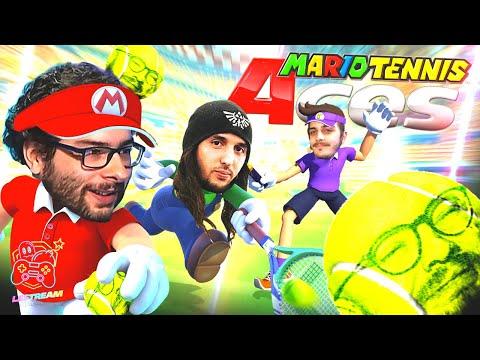 Qui Sera Le Meilleur Sur Le Tournoi Mario Tennis ? | LeStream Challenge #08