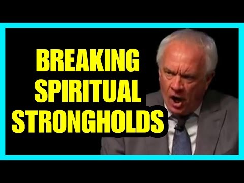 """Breaking Spiritual Strongholds"" – Anthony Mangun"