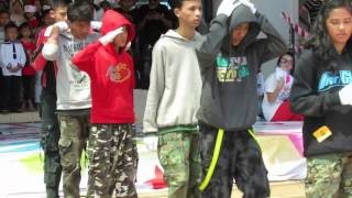 Performance Shuffle Dance Event Yamaha Motor  Batam