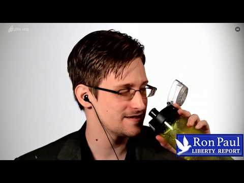 Snowden Part Two: Edward Interviews Ron!
