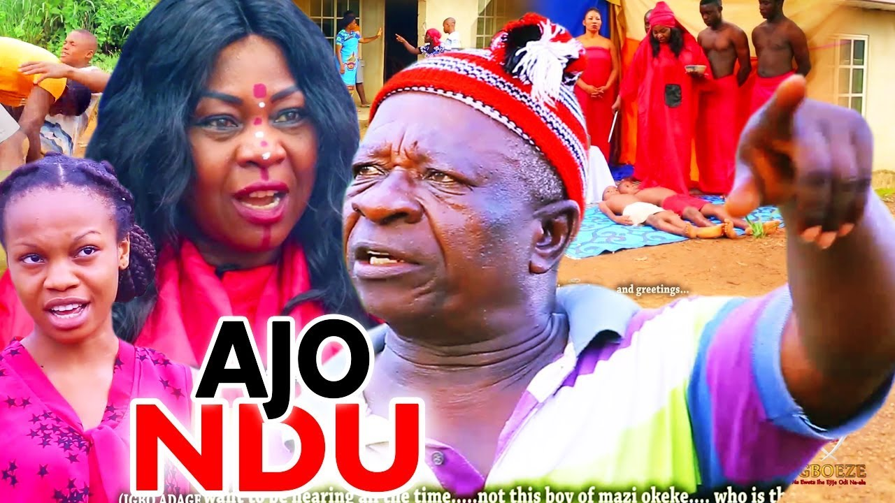 Download AJONDU FULL MOVIE - Uwa Ezuoke 2019 Latest Nigerian Nollywood Igbo Movie Full HD