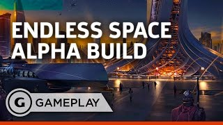 10 Minutes of Endless Space 2 - Into the Unknown Alpha Gameplay