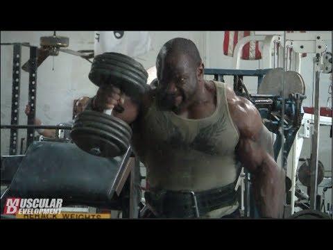 Branch Warren and Johnnie O. Jackson | Shoulder Training