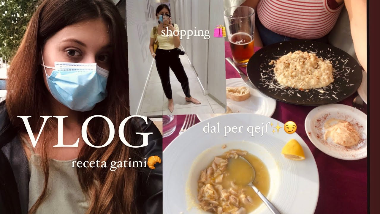 Download vlog   bera kroasan , bleva ene kuzhine dhe gjera per dhomen e gjumit , pazar smoothie   Tirane