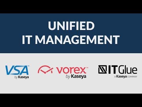 Unified IT Management