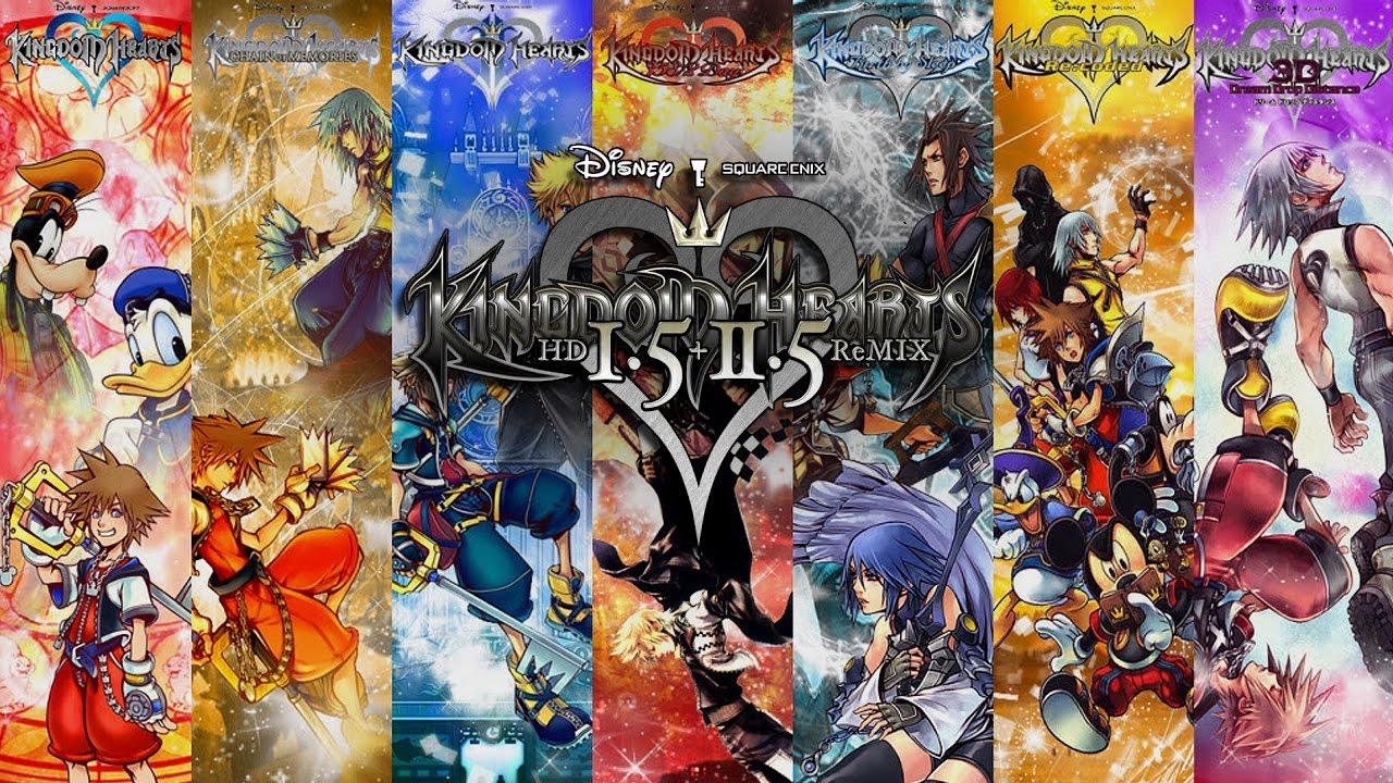 Kingdom Hearts: The Story So Far | GameStopZing Italia