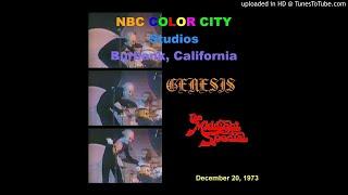 Genesis - Watcher Of The Skies Live 20-Dec-1973