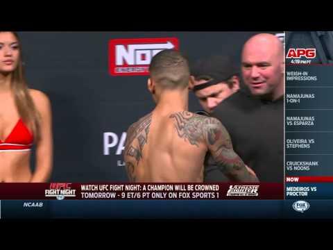 UFC President Dana White breaks up HEATED face-off