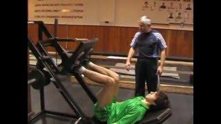 Урок з фізичної культури для учнів 11-го класу з теми: Атлетична гімнастика. Частина1.