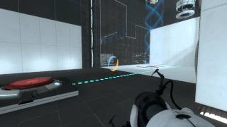 Portal2 : Compartment by Mevious