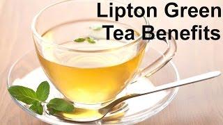 Lipton Green Tea Benefits (7+ Benefits ) - Weight Loss - Immunity Boost - Research Report