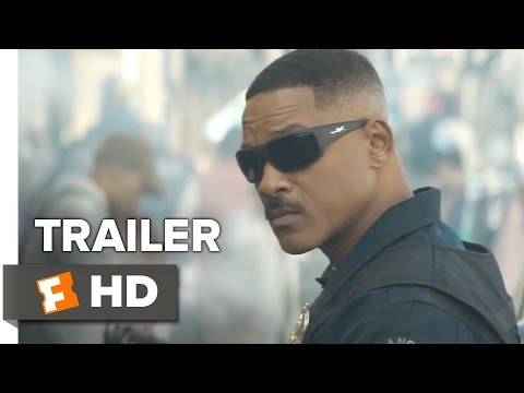Thumbnail: Bright Teaser Trailer #1 (2017) | Movieclips Trailers
