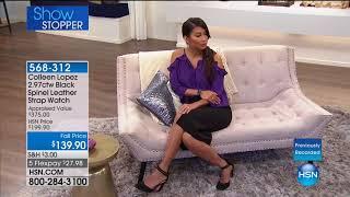 HSN | Colleen Lopez Gemstone Jewelry 09.28.2017 - 06 AM