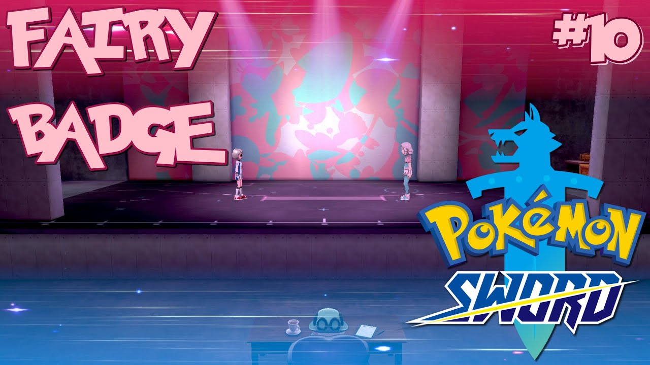 Pokemon Sword Fairy Badge Ballonlea Gym Part 10 Youtube Explore three challenging stops along the way—opal's ballonlea gym, piers's spikemuth gym, and raihan's. youtube