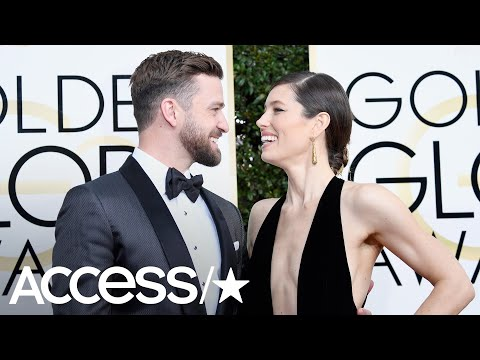 Justin Timberlake Catches Wife Jessica Biel Snoozing Before His Birthday Celebration | Access Mp3