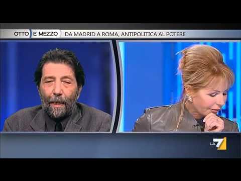 Otto e mezzo - Da Madrid a Roma, antipolitica al potere (Puntata 21/12/2015)
