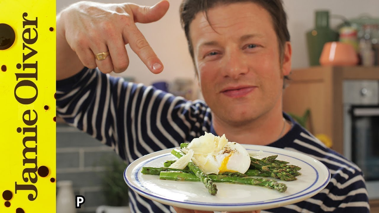 Perfect Poached Eggs - 3 Ways | Jamie Oliver - YouTube