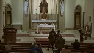 2.26.21 Daily Mass at St. Joseph's