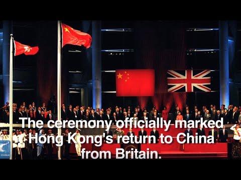 Two decades in photos: Hong Kong 20th anniversary #ChinaAlbum