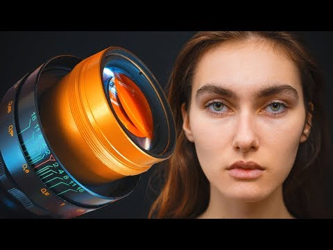 This Cheap Cinema Projector LENS Will Make your Jaw Drop