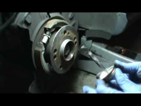 Mercedes benz rear brakes youtube for Mercedes benz brake tools