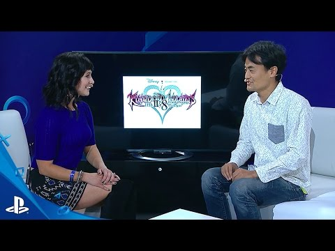 Kingdom Hearts 2.8 - E3 2016 LiveCast | PS4