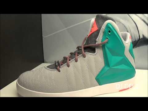 Nike Lebron XI 11 NSW Miami Vice Lifestyles BHM Sneaker Review With @DjDelz Dj Delz