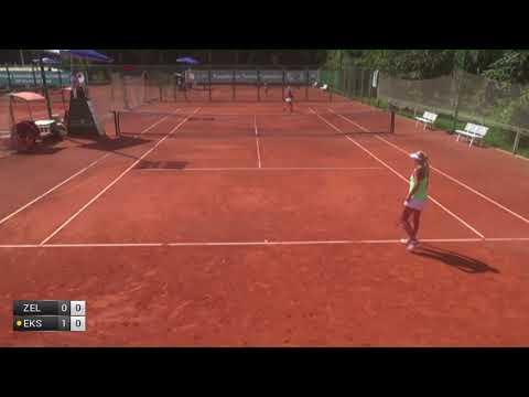 Zeleva Valeriya v Ekshibarova Vlada - 2017 ITF Almaty