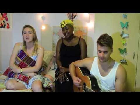 Awinja - Sauti Sol Cover (Gemma, JJ, Noni)
