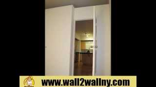 Temporary Walls Nyc - Custom Bookshelves, Bookcase Walls, & Wardrobe Walls