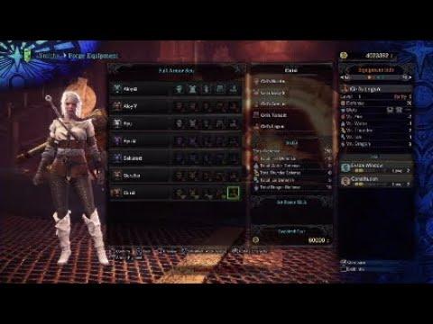 Monster Hunter World ไกด์อีเว้นท์วิชเชอร์ตอนจบ และข้อมูลของรางวัล thumbnail