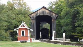 White Mountain Central Railroad Days 2011 Part 2
