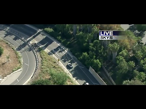 Police Chase - Thousand Oaks California