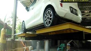 Hidrolik Cuci Mobil IKAME Type THUNDER H