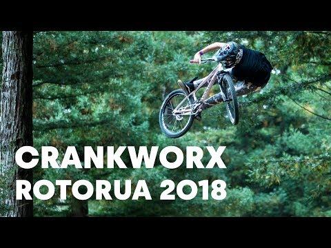 LIVE - Crankworx Rotorua MTB Slopestyle 2018