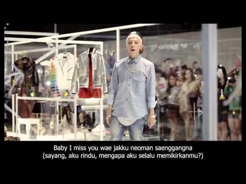 [INDO SUB & LIRIK] G-Dragon --- Who You (MV HD)