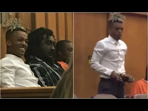 Judge Gets Mad Accuses Xxxtentacion Of Making YouTube Videos In Court