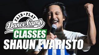 Shaun Evaristo ★ The Night Song ★ Fair Play Dance Camp 2018 ★