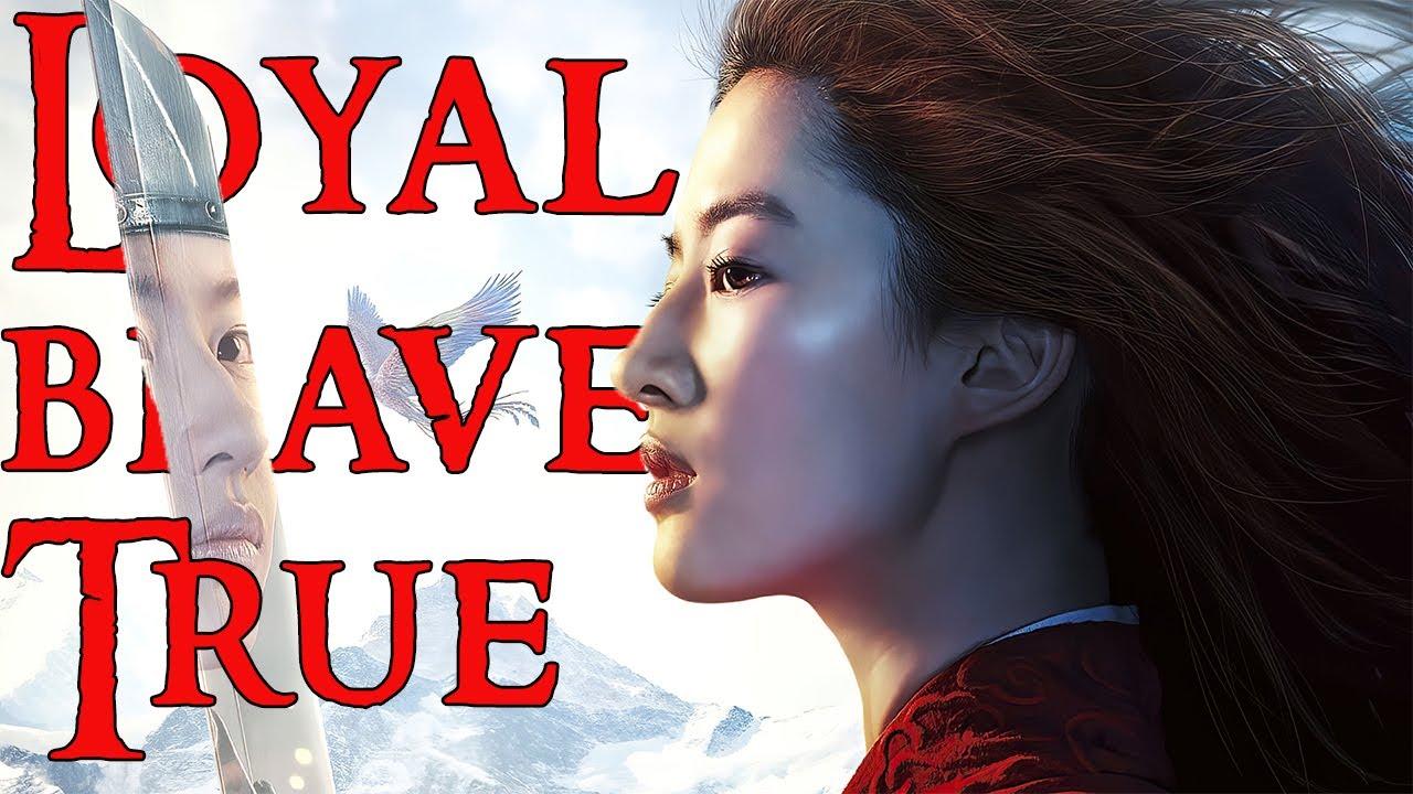 Download Mulan Tribute - Loyal Brave True -  Mulan 2020 - Disney's Mulan