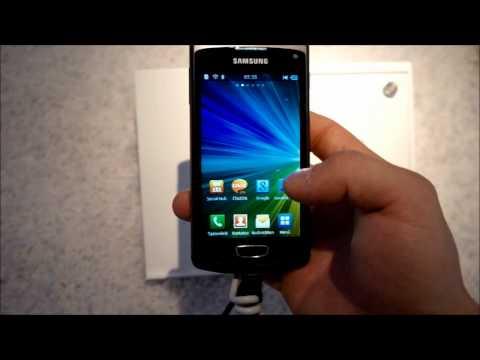 Samsung Wave 3 Hands-On