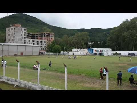 Gol de santiago gonzalez-club San Antonio de Salta vs Juventud Antoniana de Salta
