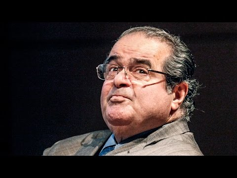 Justice Scalia May Have Gone Completely Nuts Antonin Scalia's dissenting opinion i